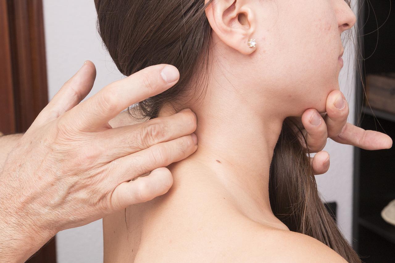 cervical, connective tissue, reflexology